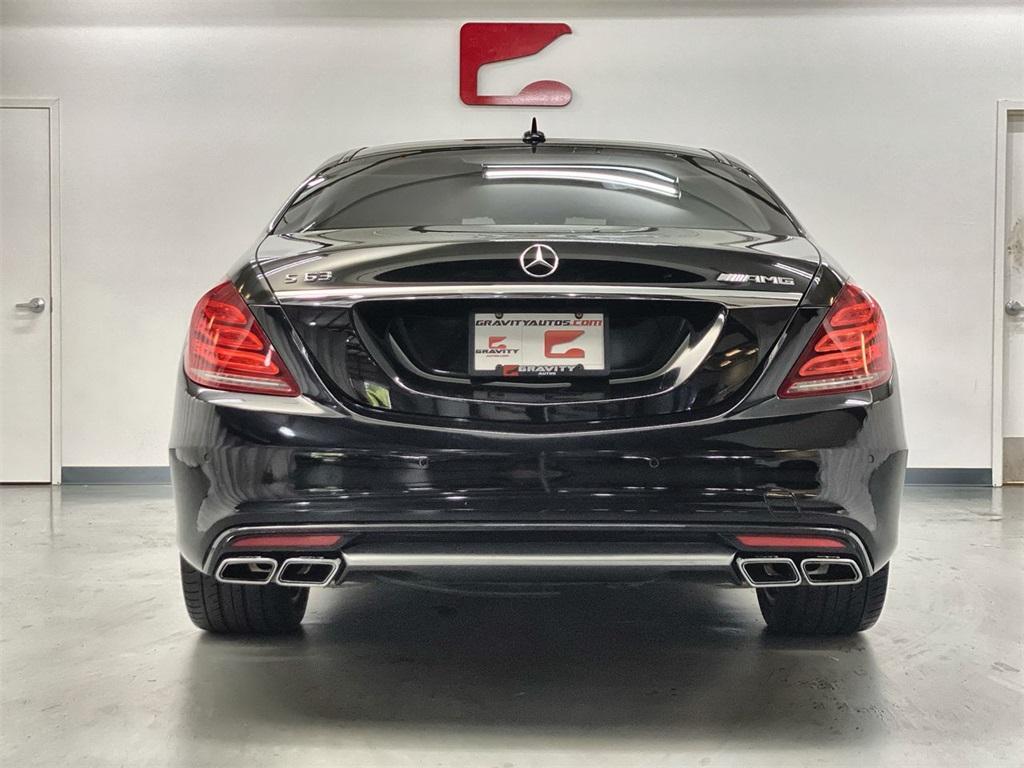 Used 2015 Mercedes-Benz S-Class S 63 AMG for sale $72,888 at Gravity Autos Marietta in Marietta GA 30060 8
