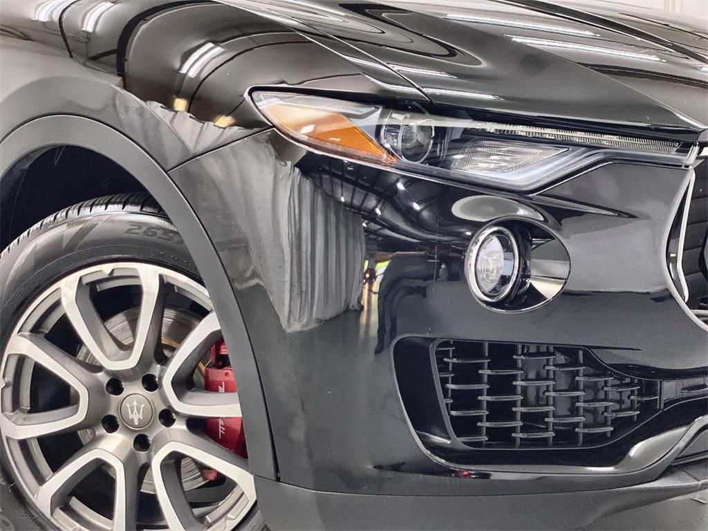 Used 2017 Maserati Levante for sale $49,499 at Gravity Autos Marietta in Marietta GA 30060 10