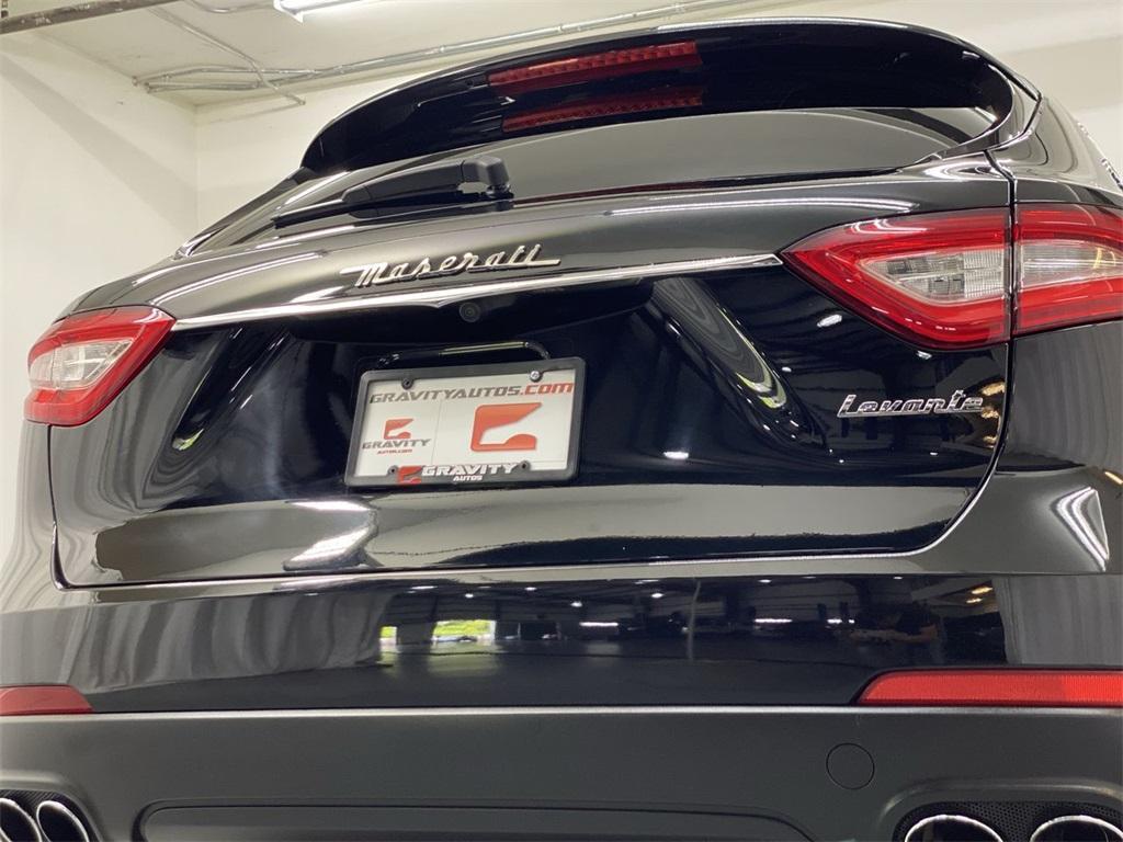 Used 2017 Maserati Levante for sale $49,499 at Gravity Autos Marietta in Marietta GA 30060 12
