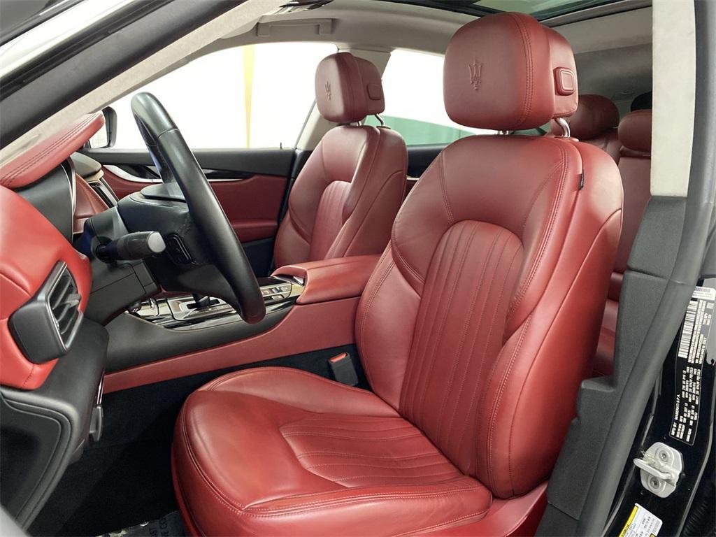 Used 2017 Maserati Levante for sale $49,499 at Gravity Autos Marietta in Marietta GA 30060 17