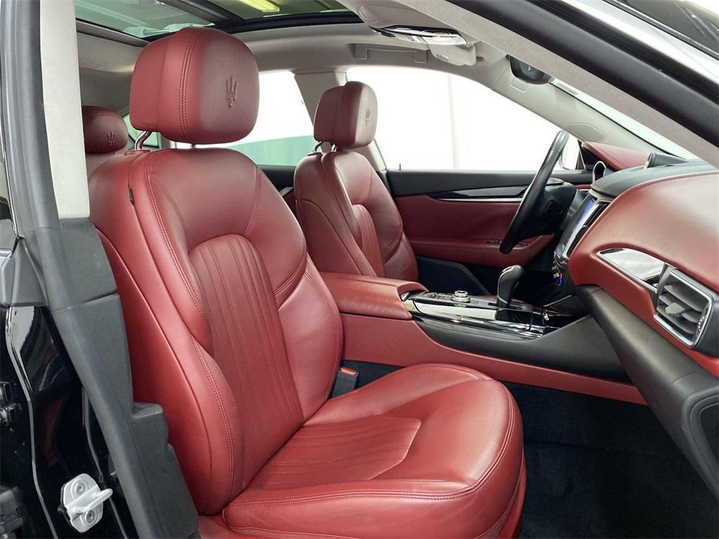 Used 2017 Maserati Levante for sale $49,499 at Gravity Autos Marietta in Marietta GA 30060 19