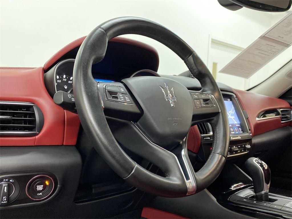 Used 2017 Maserati Levante for sale $49,499 at Gravity Autos Marietta in Marietta GA 30060 22