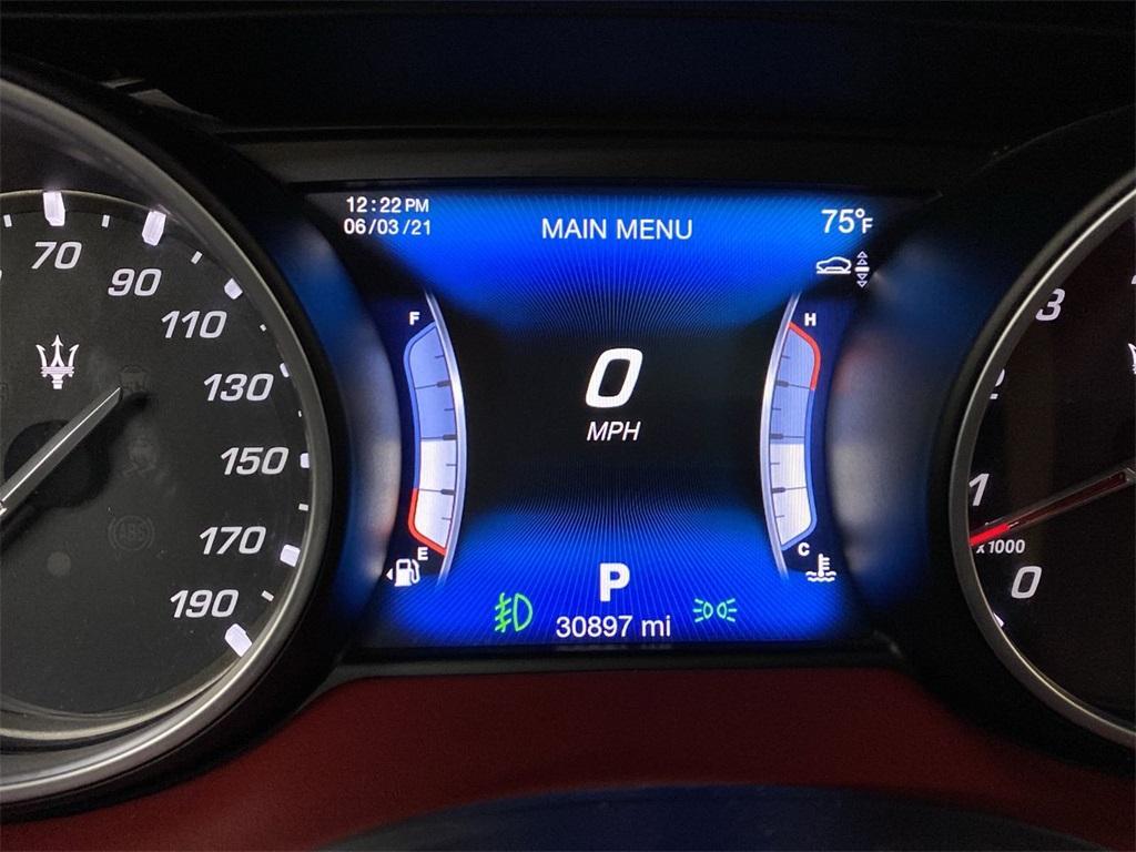 Used 2017 Maserati Levante for sale $49,499 at Gravity Autos Marietta in Marietta GA 30060 24