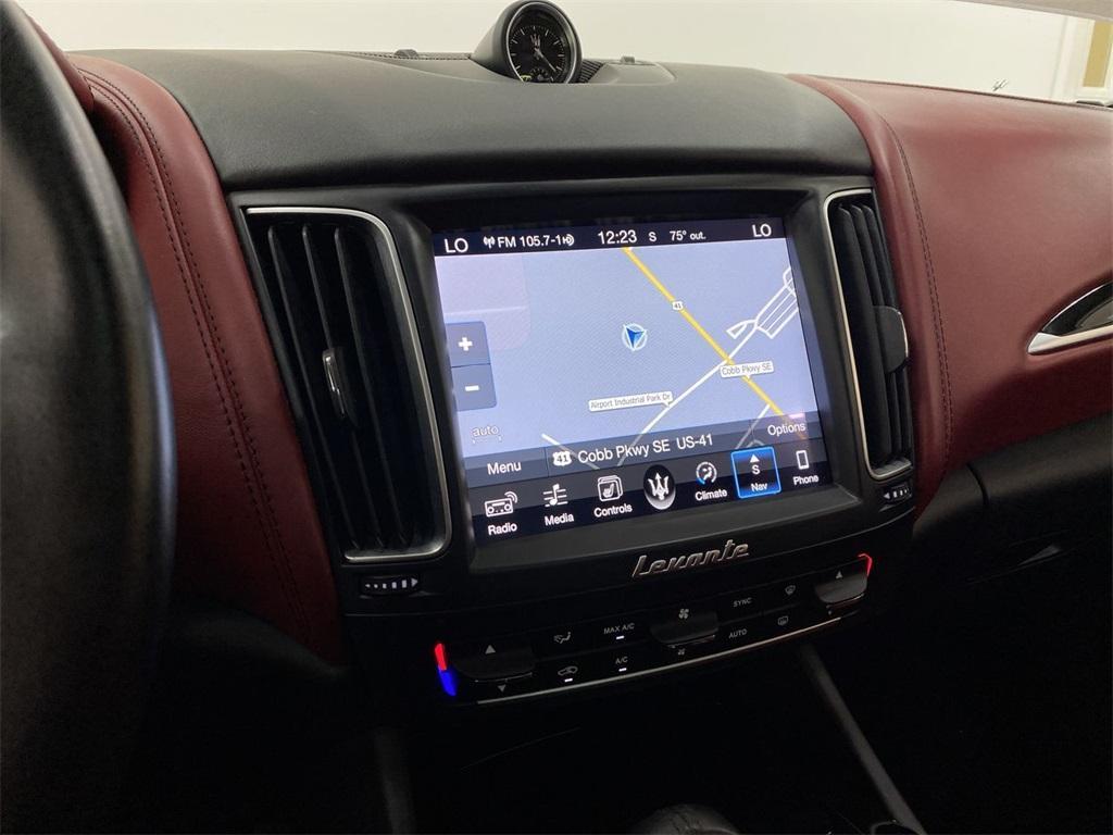 Used 2017 Maserati Levante for sale $49,499 at Gravity Autos Marietta in Marietta GA 30060 28
