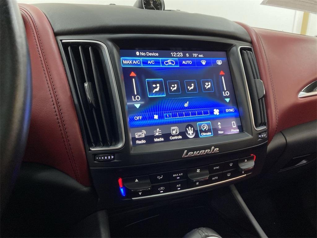 Used 2017 Maserati Levante for sale $49,499 at Gravity Autos Marietta in Marietta GA 30060 31