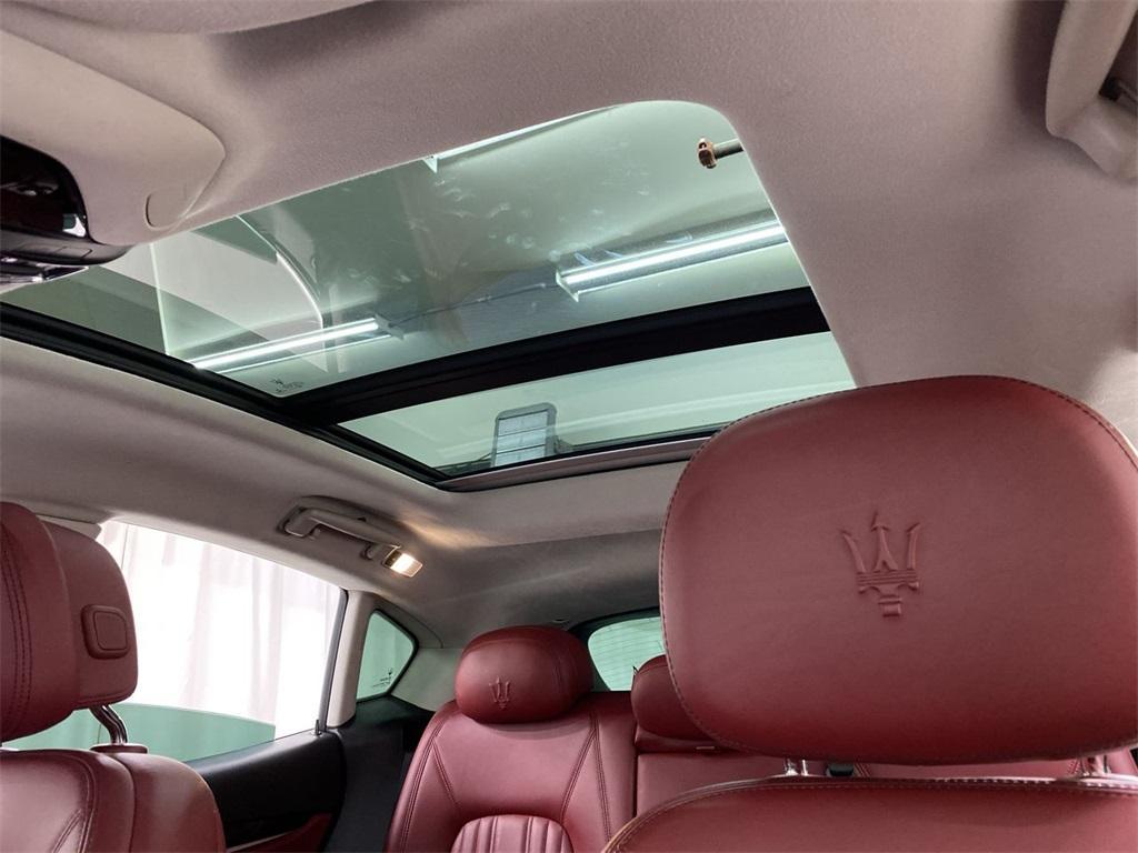 Used 2017 Maserati Levante for sale $49,499 at Gravity Autos Marietta in Marietta GA 30060 36