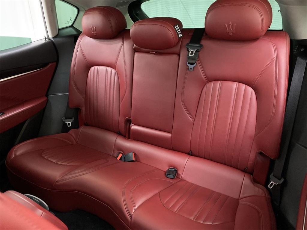 Used 2017 Maserati Levante for sale $49,499 at Gravity Autos Marietta in Marietta GA 30060 38