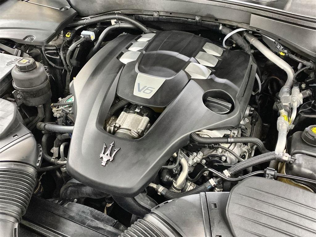 Used 2017 Maserati Levante for sale $49,499 at Gravity Autos Marietta in Marietta GA 30060 43