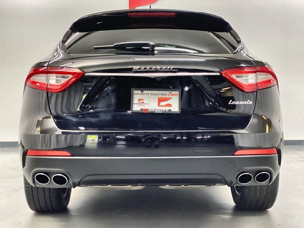 Used 2017 Maserati Levante for sale $49,499 at Gravity Autos Marietta in Marietta GA 30060 8