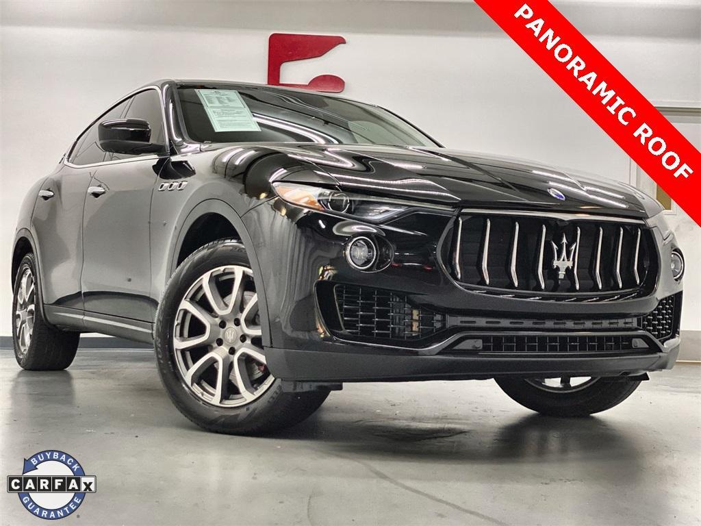 Used 2017 Maserati Levante for sale $49,499 at Gravity Autos Marietta in Marietta GA 30060 1