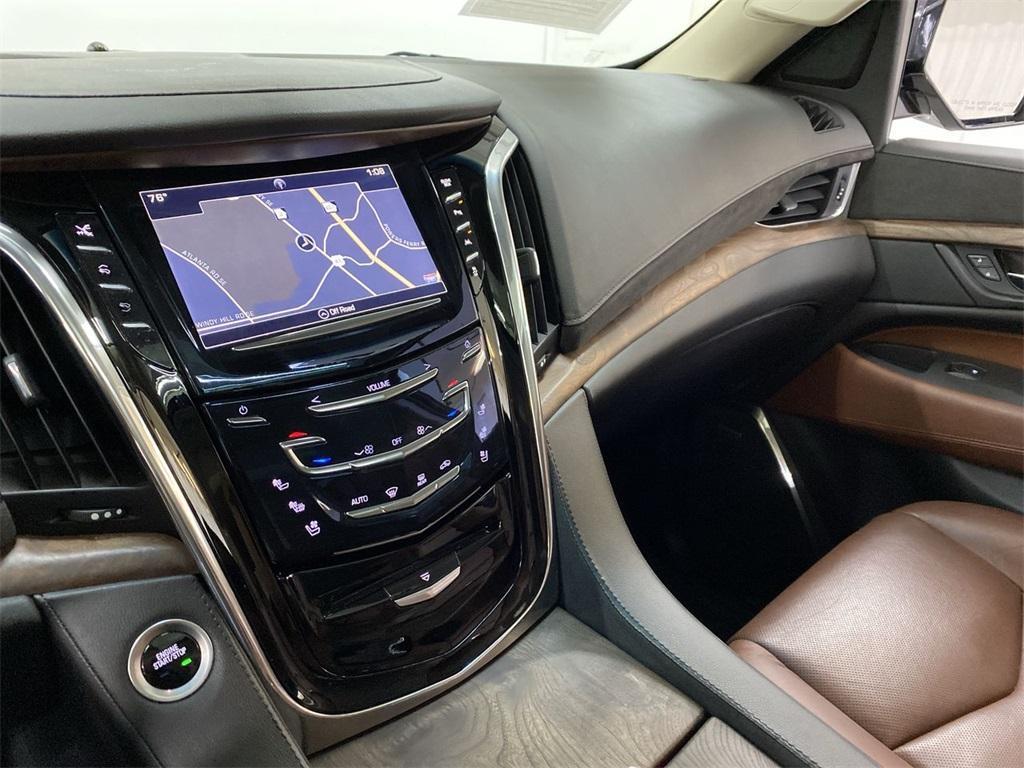 Used 2016 Cadillac Escalade Premium for sale $49,499 at Gravity Autos Marietta in Marietta GA 30060 39