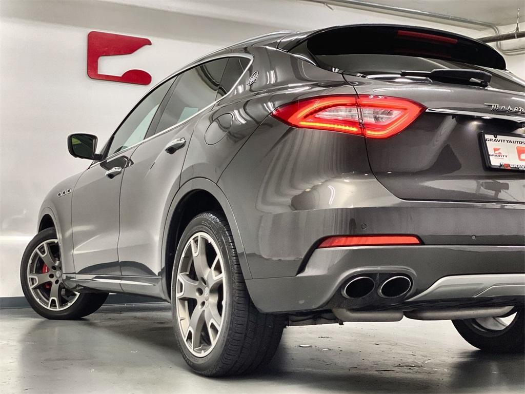 Used 2017 Maserati Levante for sale Sold at Gravity Autos Marietta in Marietta GA 30060 13