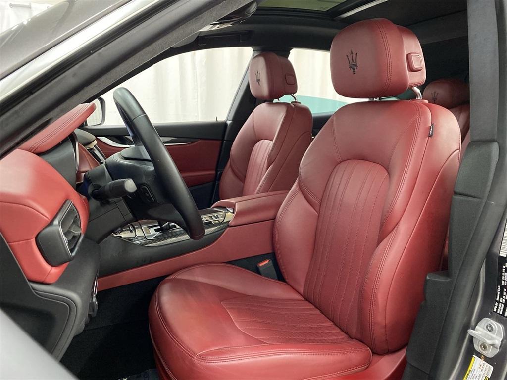 Used 2017 Maserati Levante for sale Sold at Gravity Autos Marietta in Marietta GA 30060 17