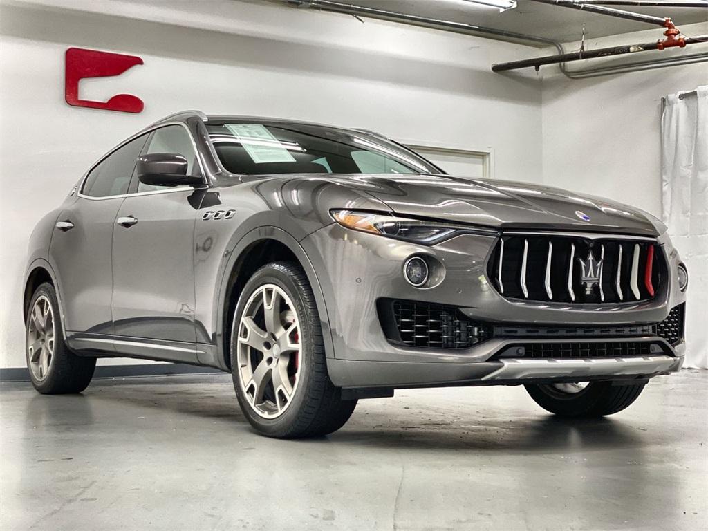 Used 2017 Maserati Levante for sale Sold at Gravity Autos Marietta in Marietta GA 30060 2