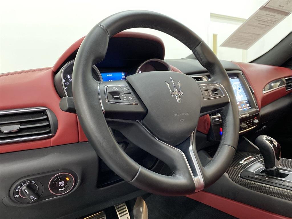 Used 2017 Maserati Levante for sale Sold at Gravity Autos Marietta in Marietta GA 30060 24