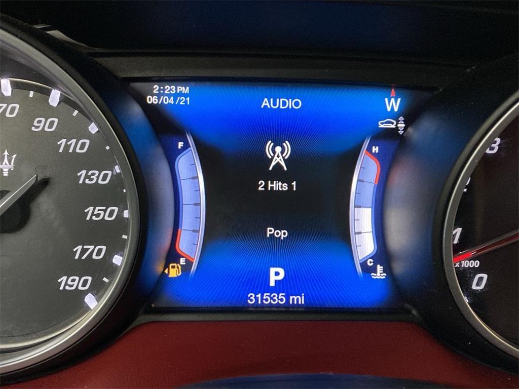 Used 2017 Maserati Levante for sale Sold at Gravity Autos Marietta in Marietta GA 30060 27