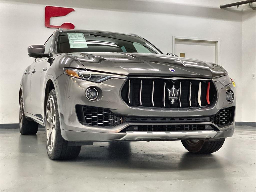 Used 2017 Maserati Levante for sale Sold at Gravity Autos Marietta in Marietta GA 30060 3