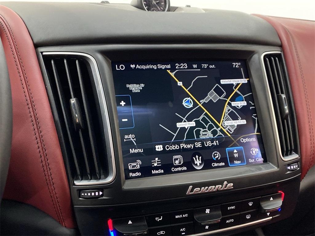 Used 2017 Maserati Levante for sale Sold at Gravity Autos Marietta in Marietta GA 30060 31