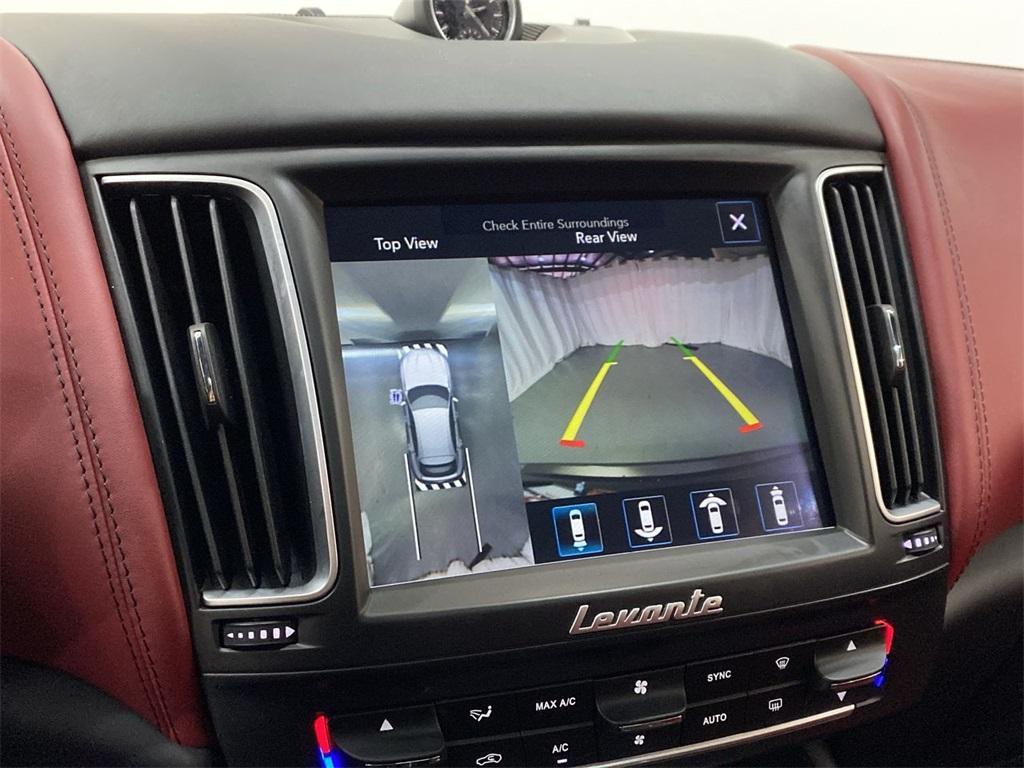 Used 2017 Maserati Levante for sale Sold at Gravity Autos Marietta in Marietta GA 30060 32