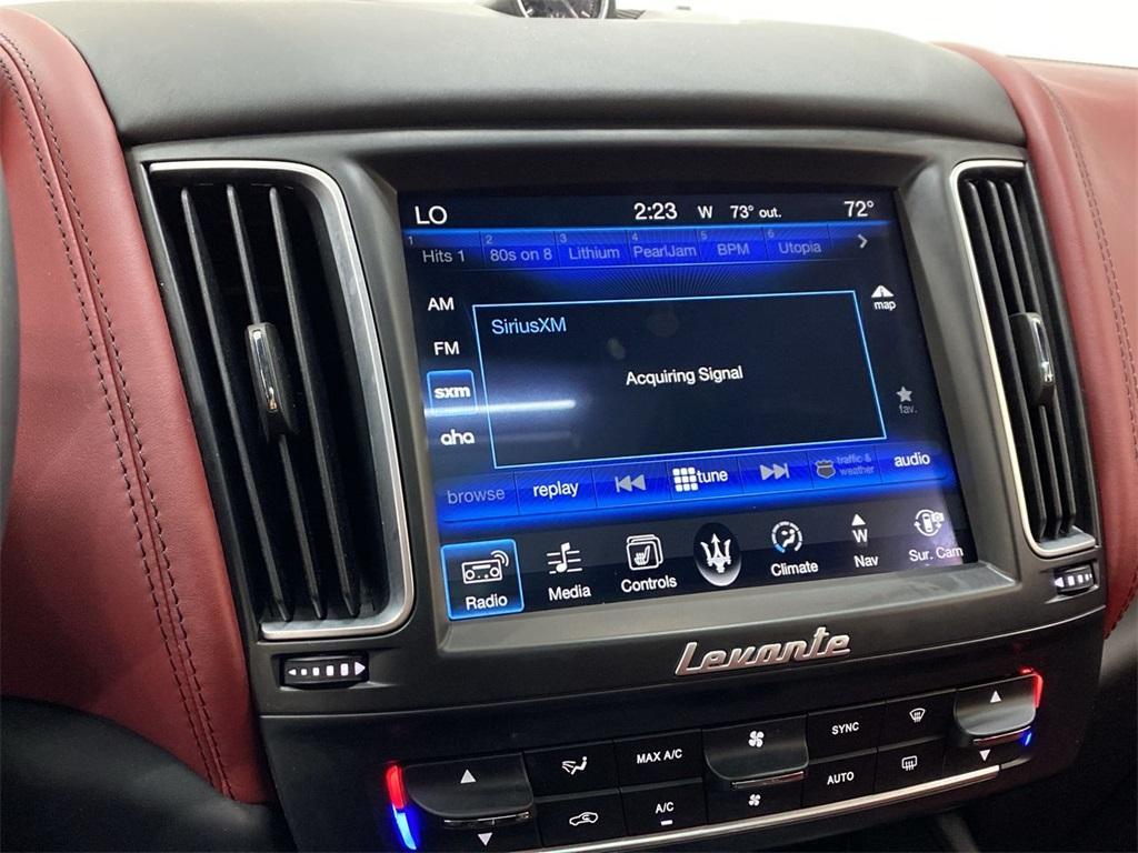 Used 2017 Maserati Levante for sale Sold at Gravity Autos Marietta in Marietta GA 30060 33