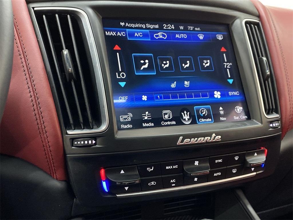 Used 2017 Maserati Levante for sale Sold at Gravity Autos Marietta in Marietta GA 30060 34