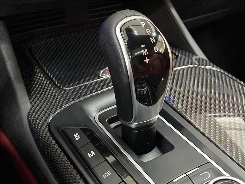 Used 2017 Maserati Levante for sale Sold at Gravity Autos Marietta in Marietta GA 30060 36