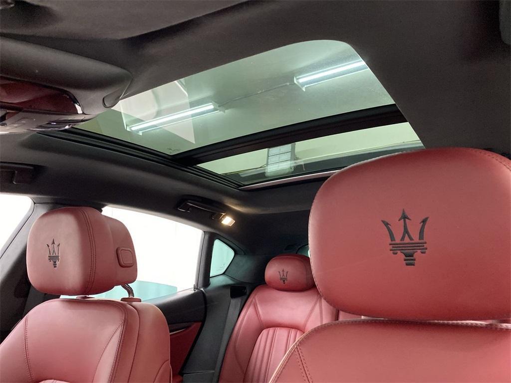 Used 2017 Maserati Levante for sale Sold at Gravity Autos Marietta in Marietta GA 30060 39