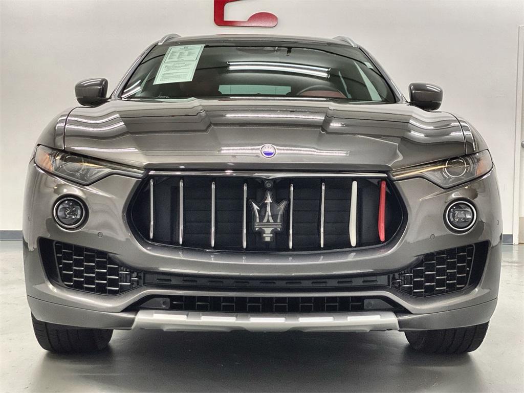 Used 2017 Maserati Levante for sale Sold at Gravity Autos Marietta in Marietta GA 30060 4