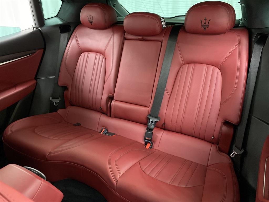 Used 2017 Maserati Levante for sale Sold at Gravity Autos Marietta in Marietta GA 30060 41