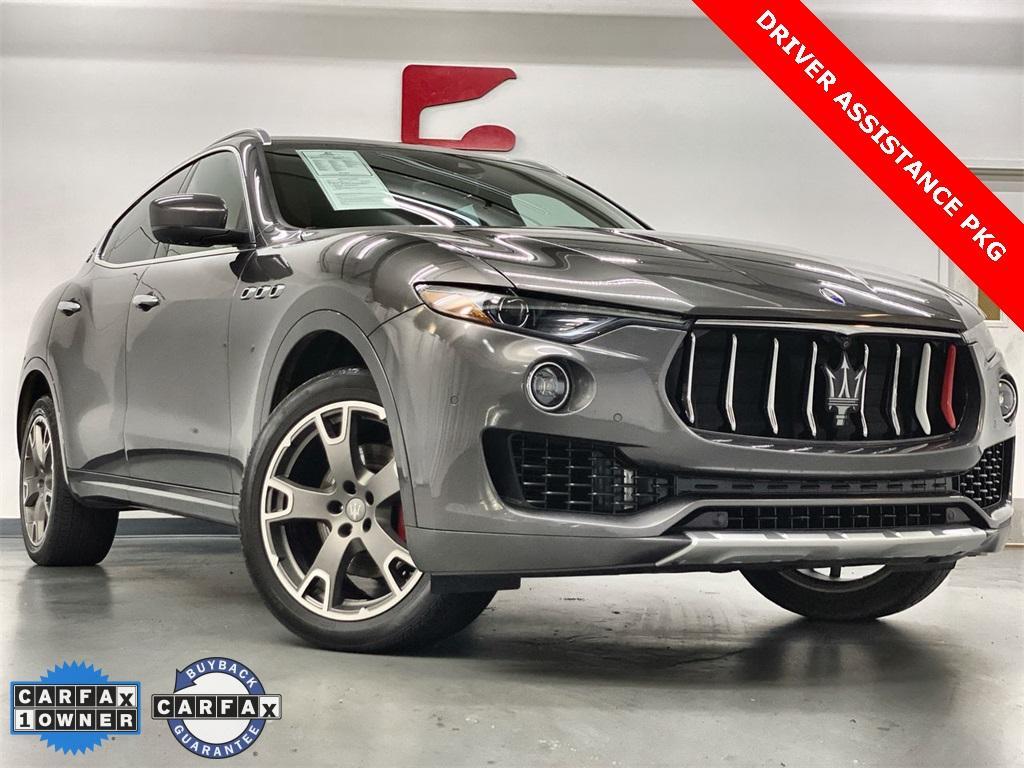 Used 2017 Maserati Levante for sale Sold at Gravity Autos Marietta in Marietta GA 30060 1