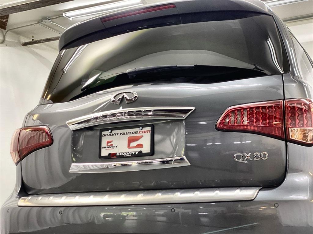Used 2016 INFINITI QX80 for sale $37,111 at Gravity Autos Marietta in Marietta GA 30060 12