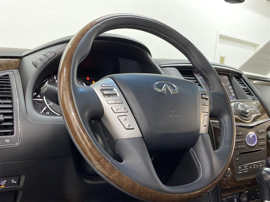 Used 2016 INFINITI QX80 for sale $37,111 at Gravity Autos Marietta in Marietta GA 30060 24