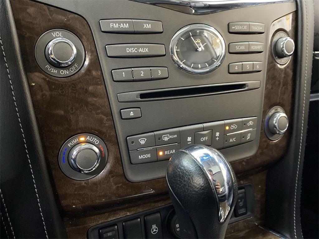Used 2016 INFINITI QX80 for sale $37,111 at Gravity Autos Marietta in Marietta GA 30060 34