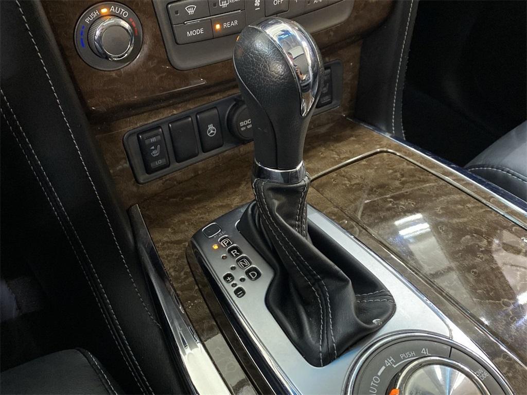 Used 2016 INFINITI QX80 for sale $37,111 at Gravity Autos Marietta in Marietta GA 30060 37