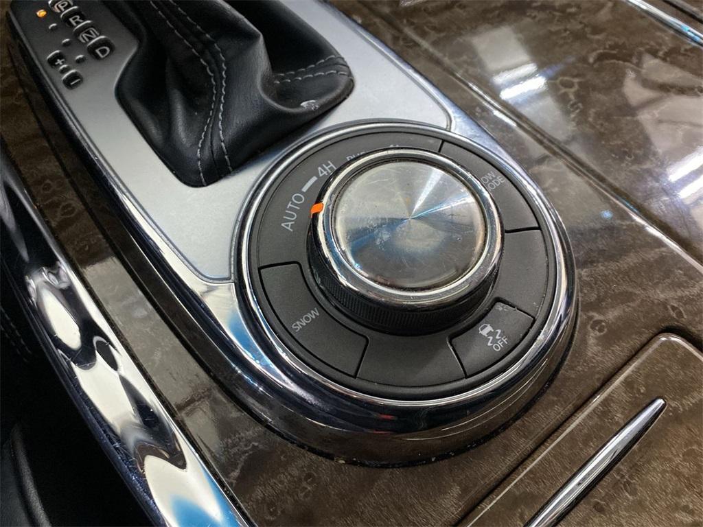 Used 2016 INFINITI QX80 for sale $37,111 at Gravity Autos Marietta in Marietta GA 30060 38