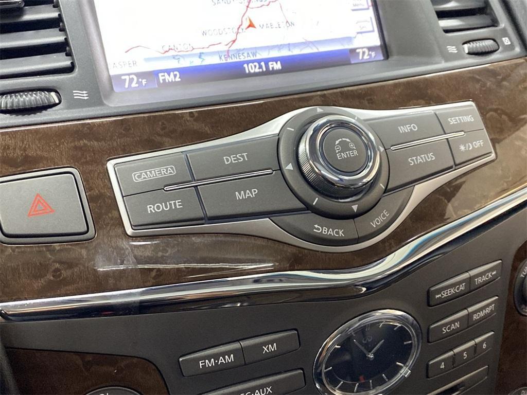 Used 2016 INFINITI QX80 for sale $37,111 at Gravity Autos Marietta in Marietta GA 30060 39
