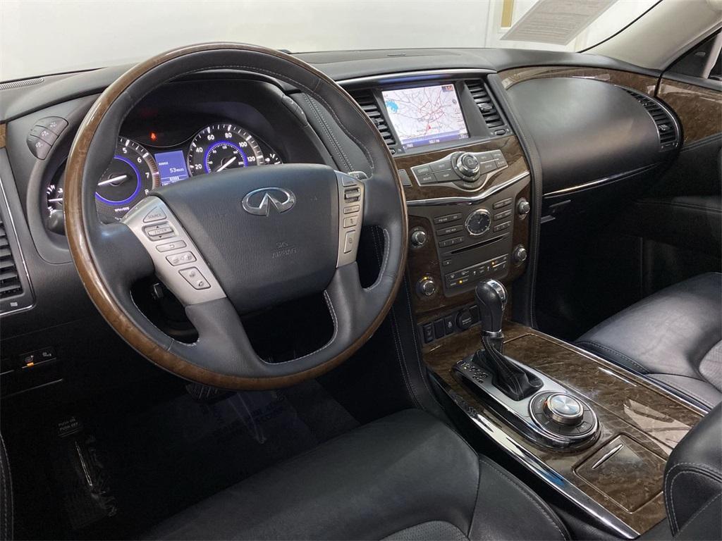Used 2016 INFINITI QX80 for sale $37,111 at Gravity Autos Marietta in Marietta GA 30060 41