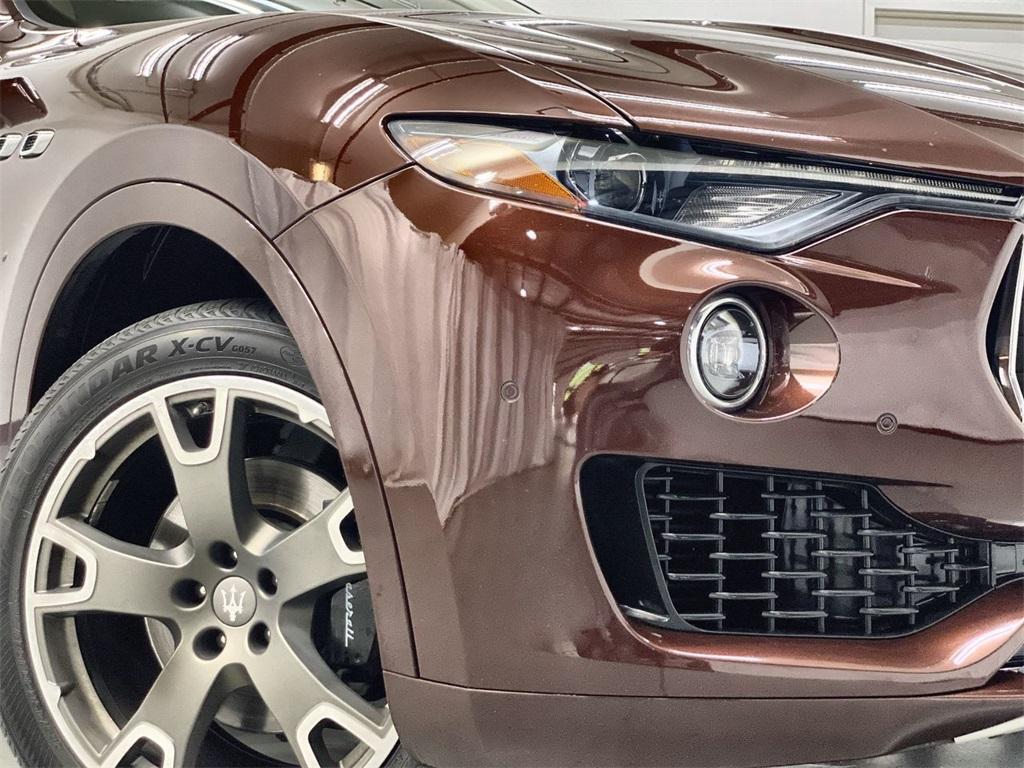 Used 2017 Maserati Levante for sale $47,845 at Gravity Autos Marietta in Marietta GA 30060 10