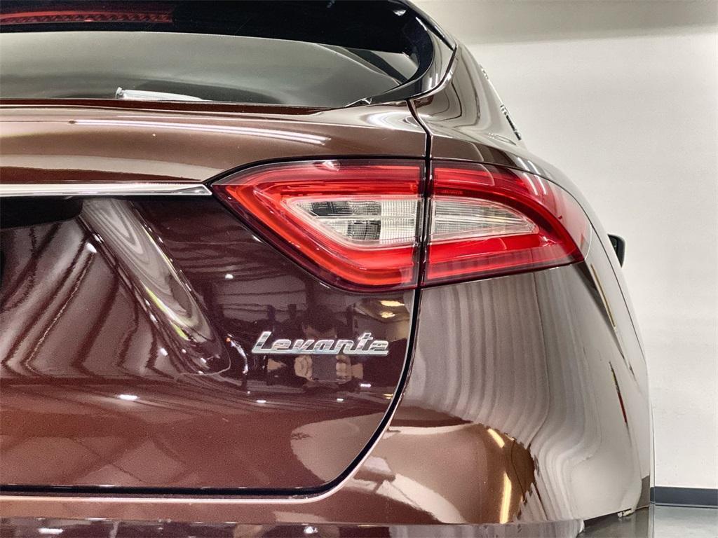 Used 2017 Maserati Levante Base for sale $43,998 at Gravity Autos Marietta in Marietta GA 30060 11