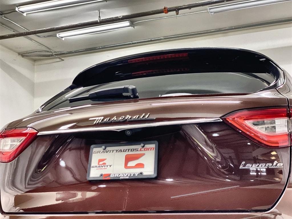 Used 2017 Maserati Levante for sale $47,845 at Gravity Autos Marietta in Marietta GA 30060 12