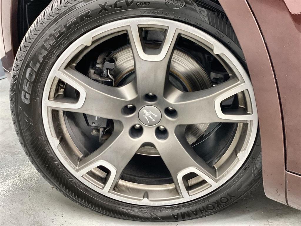 Used 2017 Maserati Levante for sale $47,845 at Gravity Autos Marietta in Marietta GA 30060 16