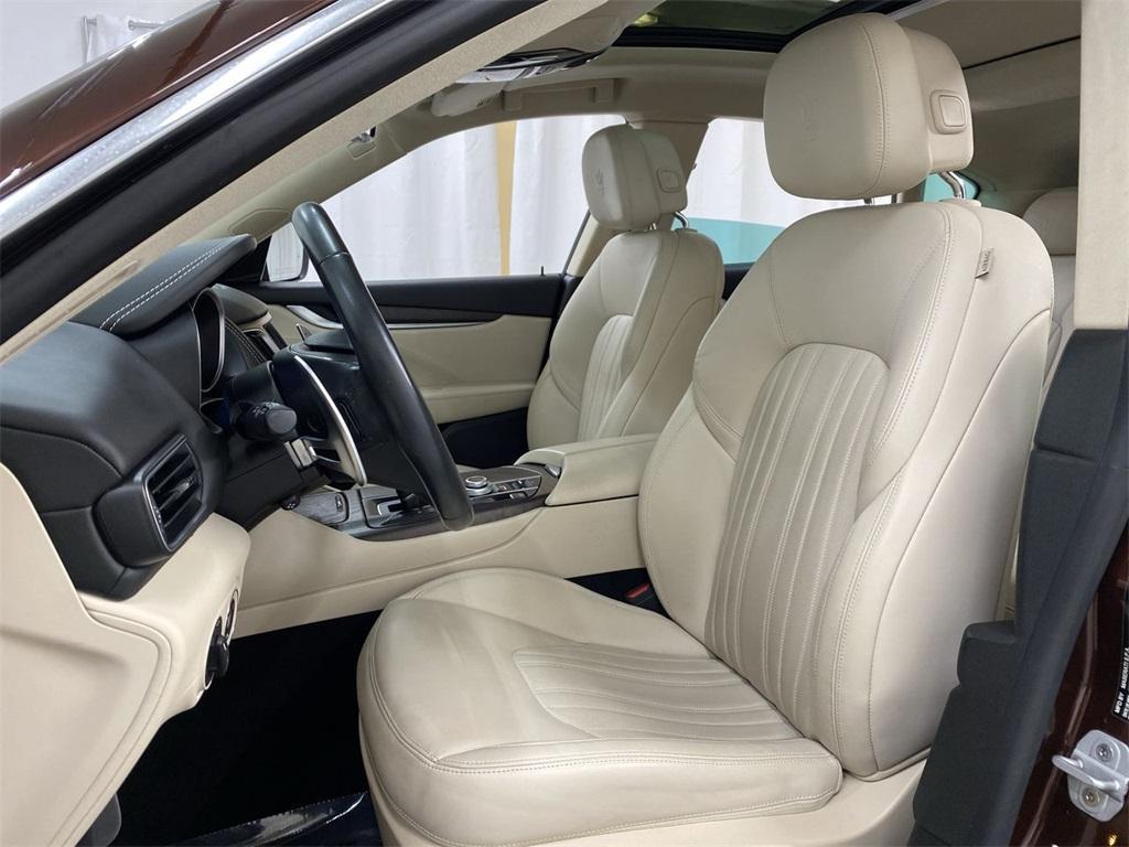 Used 2017 Maserati Levante Base for sale $43,998 at Gravity Autos Marietta in Marietta GA 30060 17