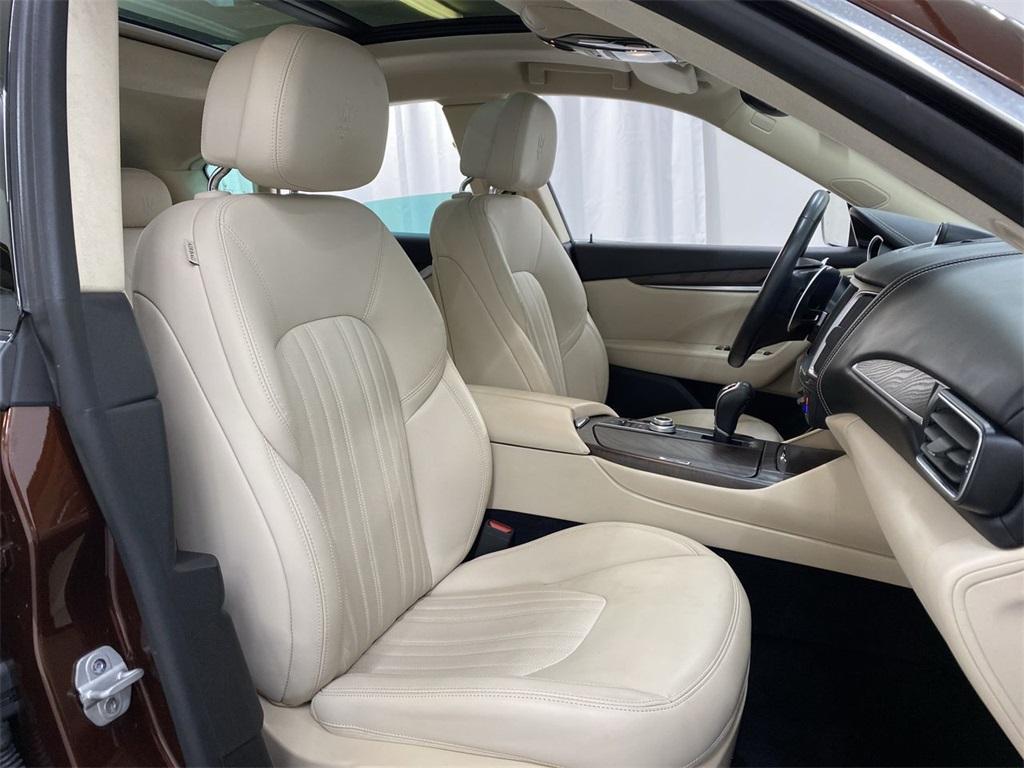 Used 2017 Maserati Levante for sale $47,845 at Gravity Autos Marietta in Marietta GA 30060 19
