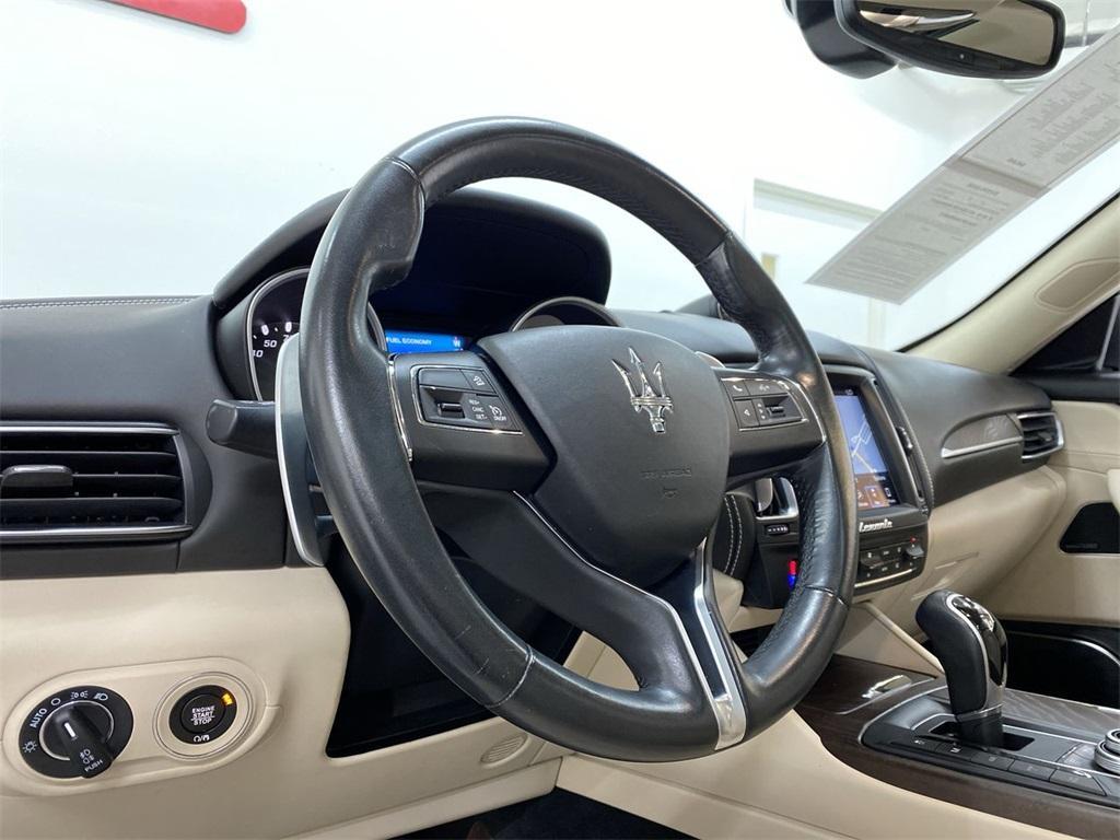 Used 2017 Maserati Levante for sale $47,845 at Gravity Autos Marietta in Marietta GA 30060 23
