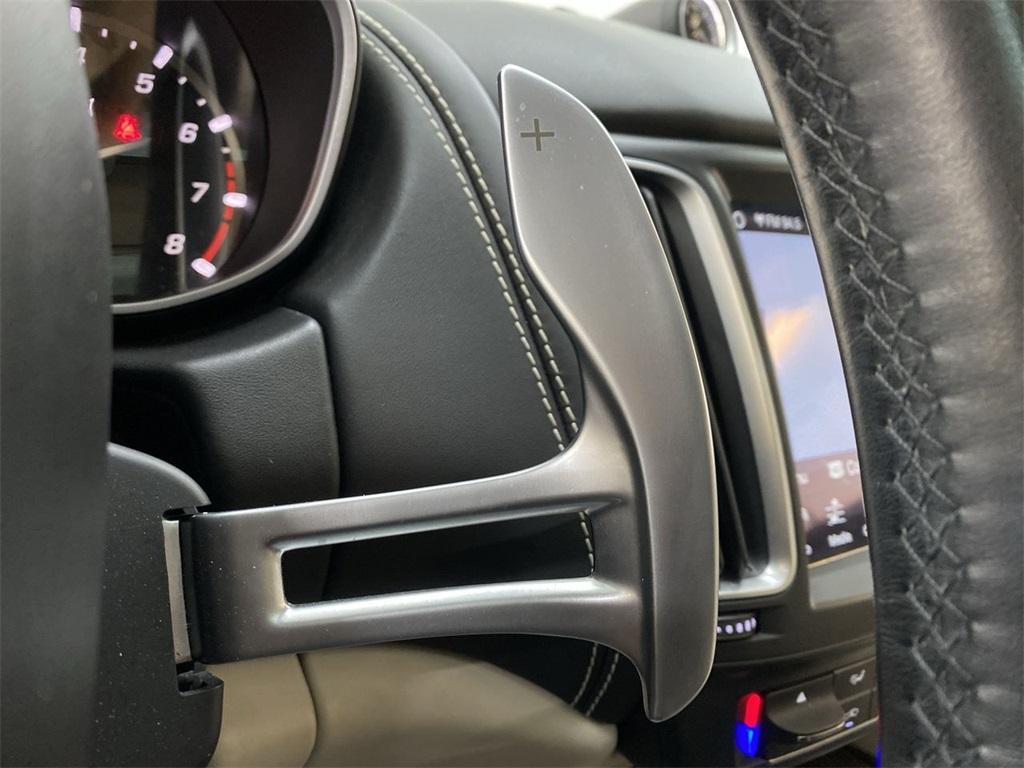 Used 2017 Maserati Levante Base for sale $43,998 at Gravity Autos Marietta in Marietta GA 30060 24