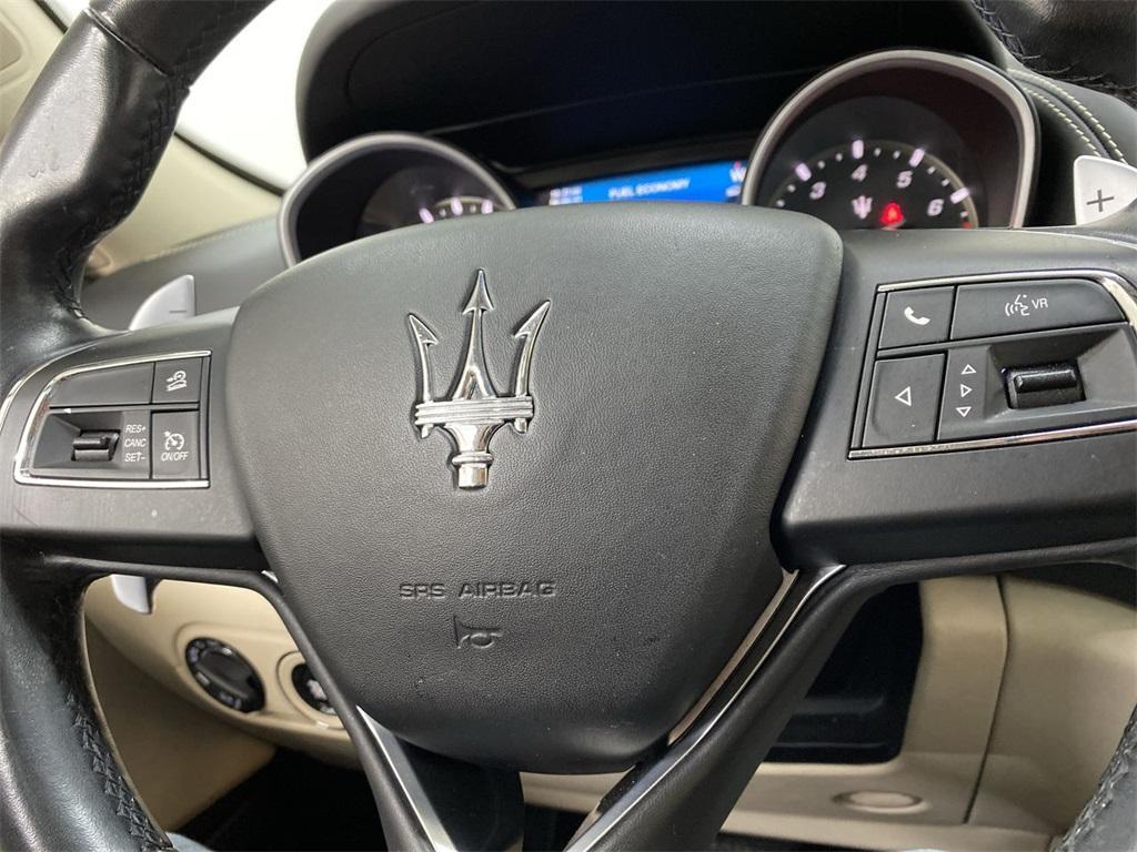Used 2017 Maserati Levante for sale $47,845 at Gravity Autos Marietta in Marietta GA 30060 25