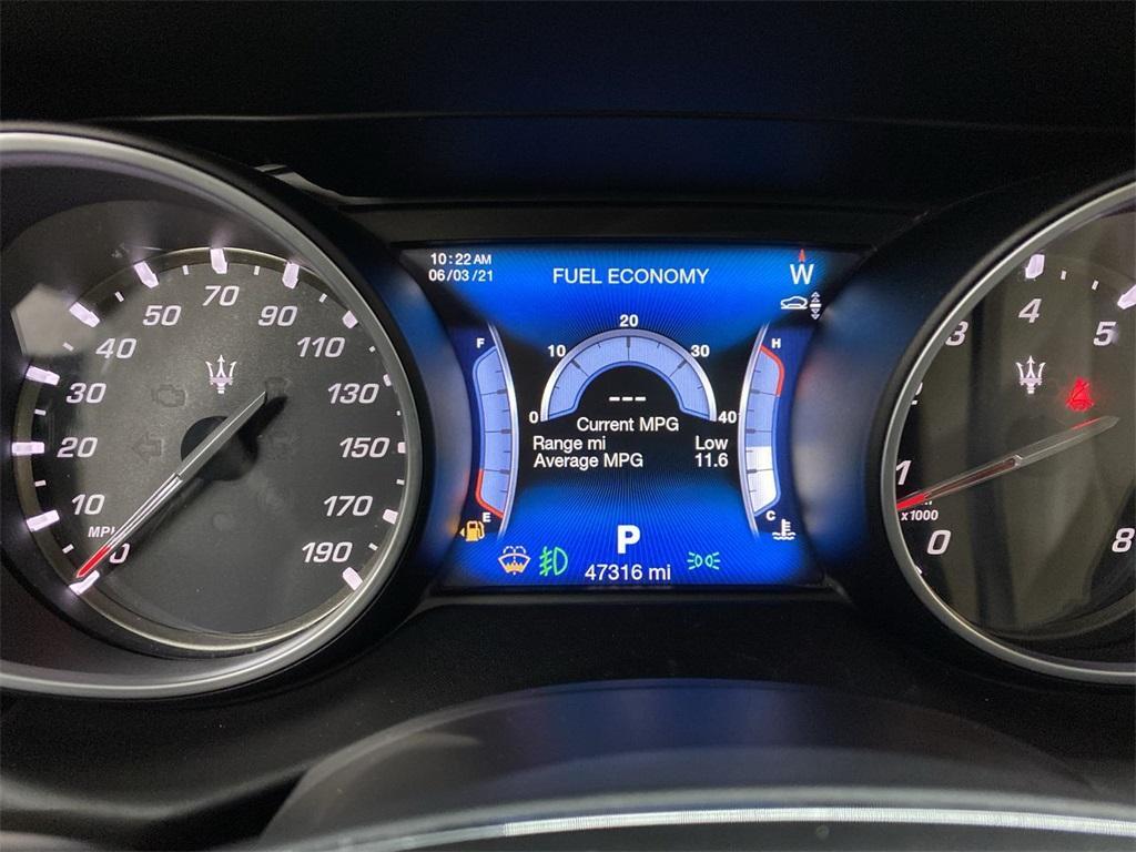 Used 2017 Maserati Levante Base for sale $43,998 at Gravity Autos Marietta in Marietta GA 30060 26