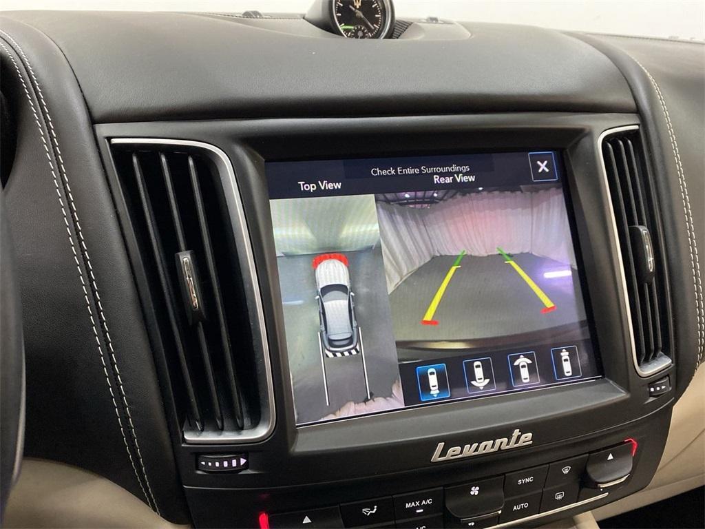 Used 2017 Maserati Levante for sale $47,845 at Gravity Autos Marietta in Marietta GA 30060 30