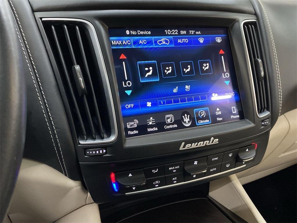 Used 2017 Maserati Levante for sale $47,845 at Gravity Autos Marietta in Marietta GA 30060 32