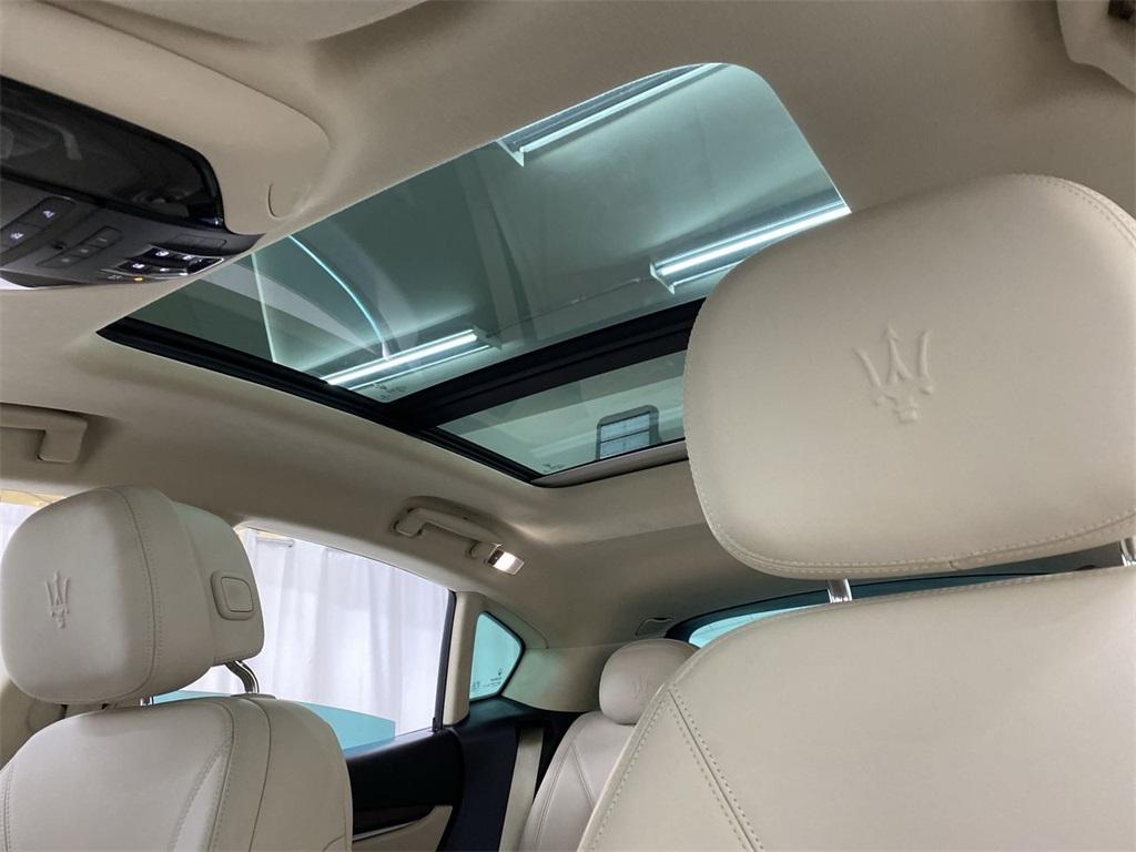 Used 2017 Maserati Levante for sale $47,845 at Gravity Autos Marietta in Marietta GA 30060 37